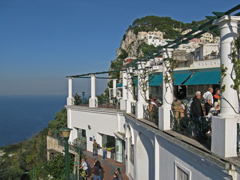 Capri Tourist Attractions